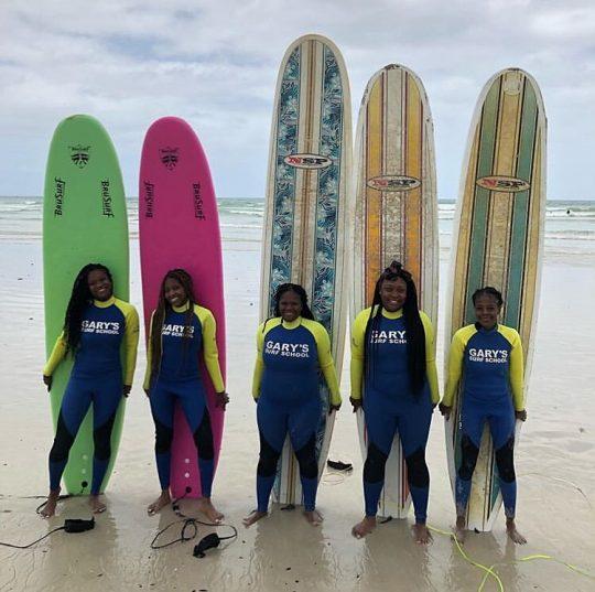 surf school cape town