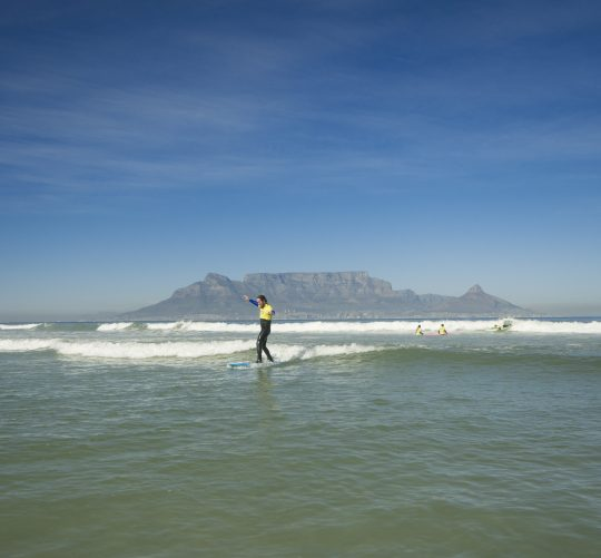 Learn to surf cape town
