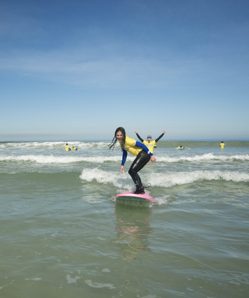 learn to surf milnerton