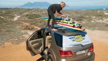 group surf lesson