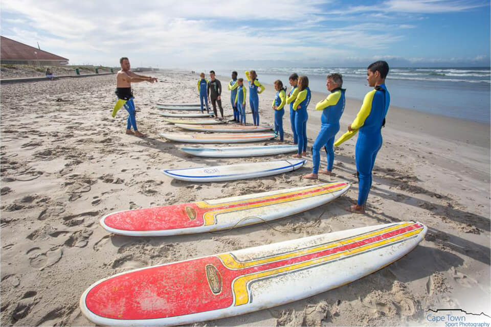 muizenberg surf lessons