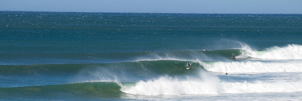 garden route surf trip